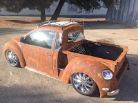 Is This One Of The Coolest Vw New Beetles Around Or What