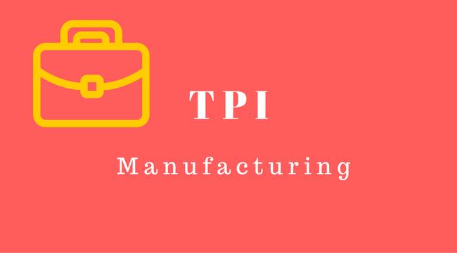Lowongan Operator Produksi PT.TPI Manufacturing Indonesia CIKARANG 2018
