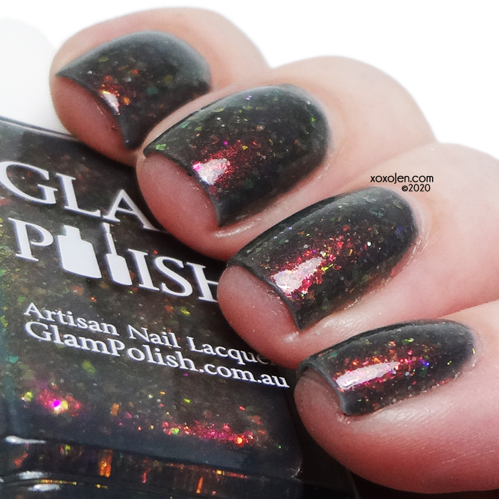 xoxoJen's swatch of Glam Polish This Is The Way