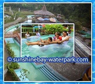 lazy river kolam arus waterpark