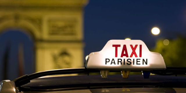 taxi from cdg to paris