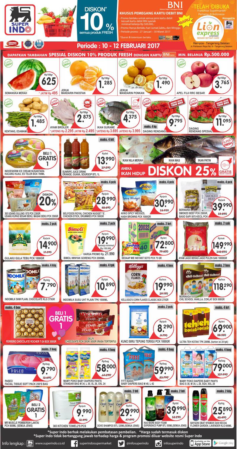 Katalog Promo Nusantara Hari Hari Pasar Swalayan Kjsm 9 12