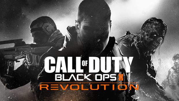 Immagine promozionale del DLC Black Ops 2 Zombies: Revolution