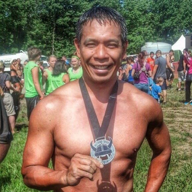 Warrior Dash Chicago 2014