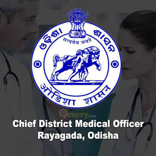 CDMO Rayagada Notification 2018-19 Online Application Form Download