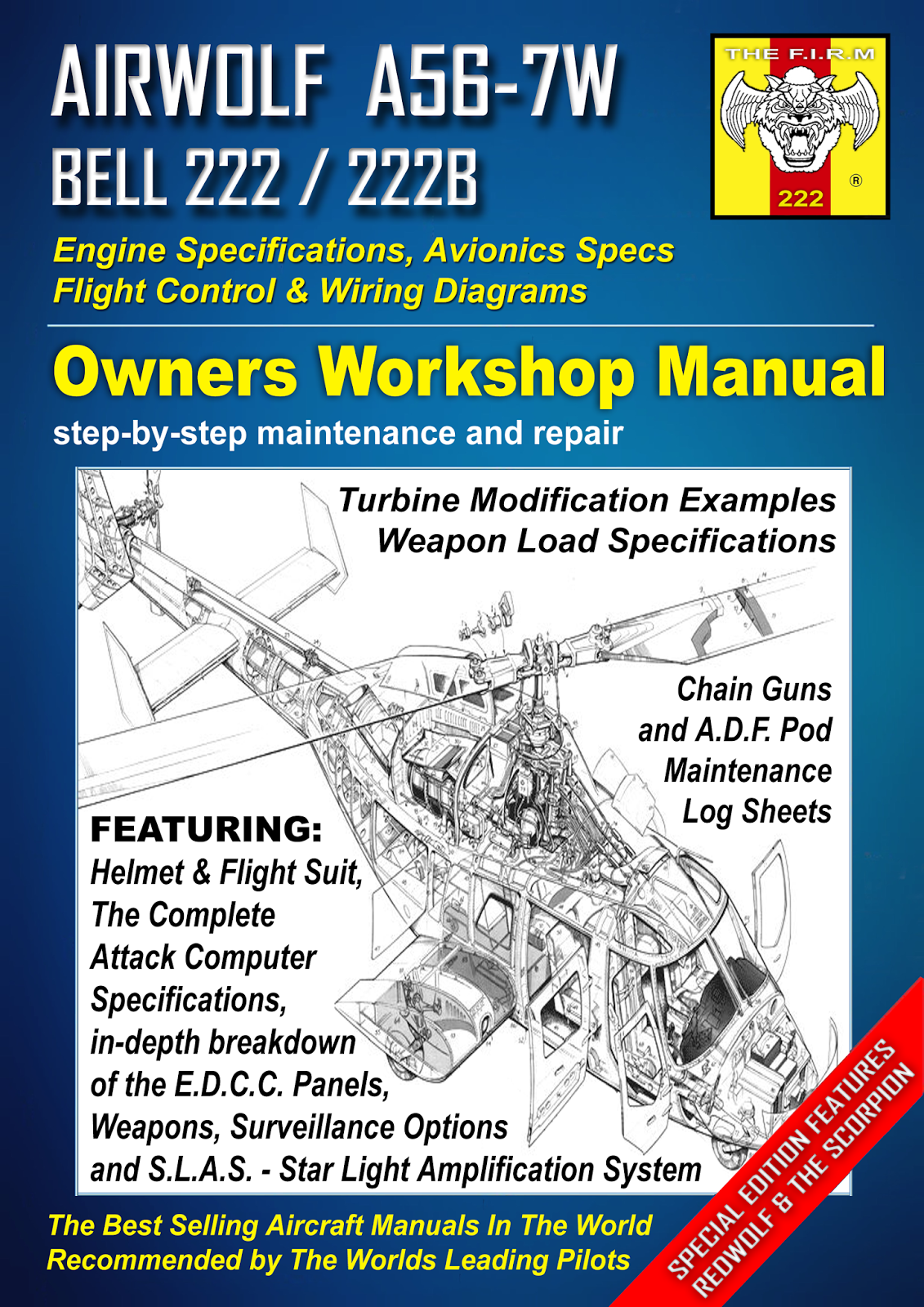The Airwolf Upc Serial Merchandise Database Haynes Manual Wiring Diagrams Project Wraith Edition