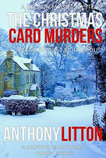 christmas card murders cover