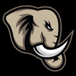 logo gajah lampung