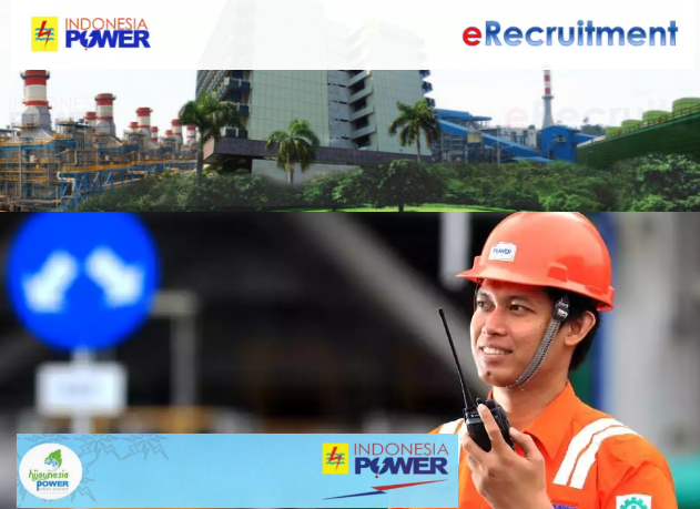 Lowongan Kerja PT Indonesia Power (IP) Rekrutmen Mahasiswa Tingkat Akhir April 2017