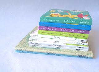 New Child's Play Books!