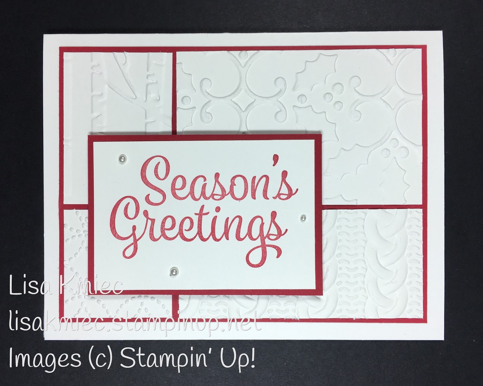 snowflake sentiments 1st christmas card for 2018