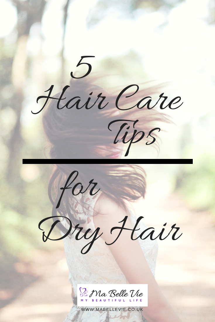 hair, dry hair, hair tips, actilabs, Pinterest