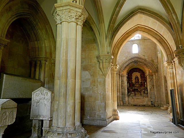 Panteão dos Reis, Mosteiro de Alcobaça, Portugal
