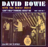 Can't Help Thinking About Me (David Bowie and the Lower Third)