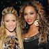Beyoncé y Shakira podrían presentarse en vivo por primera vez en la historia