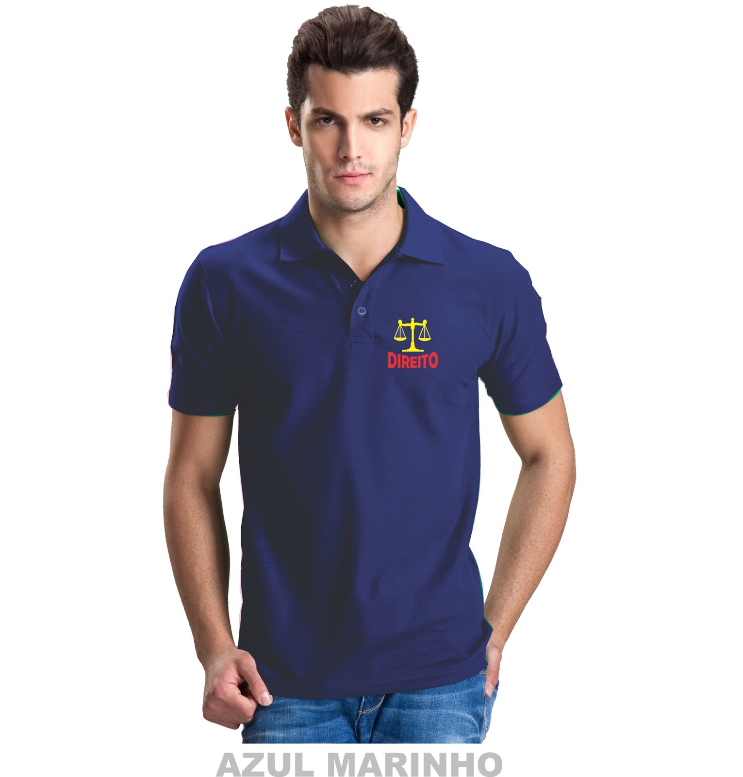 c9de8d468 camiseta direito