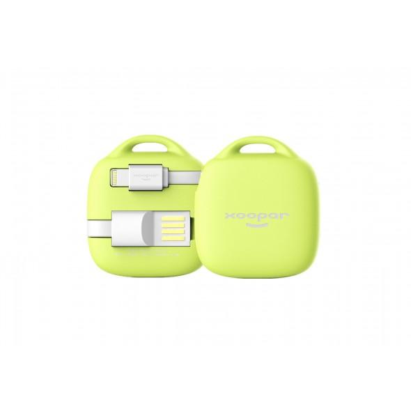 batterie externe pour smartphone hug booster xoopar