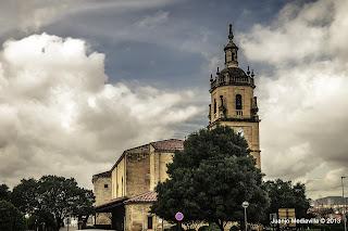 Iglesia San Martín de Zamudio