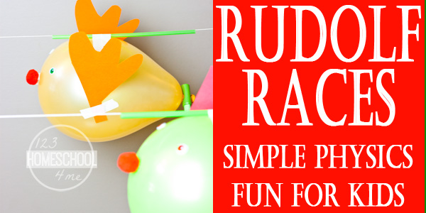 Rudolf Races Simple Physics FEATURE