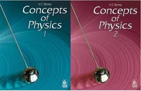 CONCEPTS OF PHYSICS AND IT'S SOLUTION VOL 1 & 2 BY H C VERMA