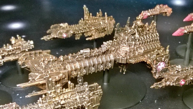 bfg battlefleet gothic space marine battlebarge conversion