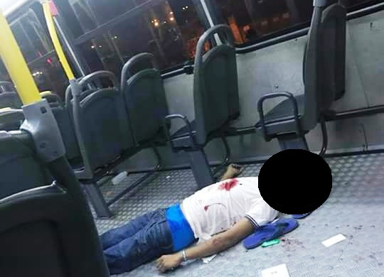 População e Polícia começam a reagir contra a bandidagem e em 72 horas, cinco assaltantes são mortos