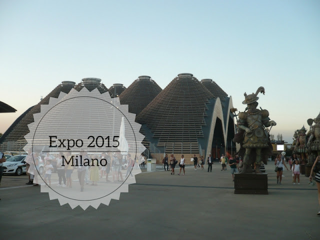Cosa vedere all'Expo 2015. expo center