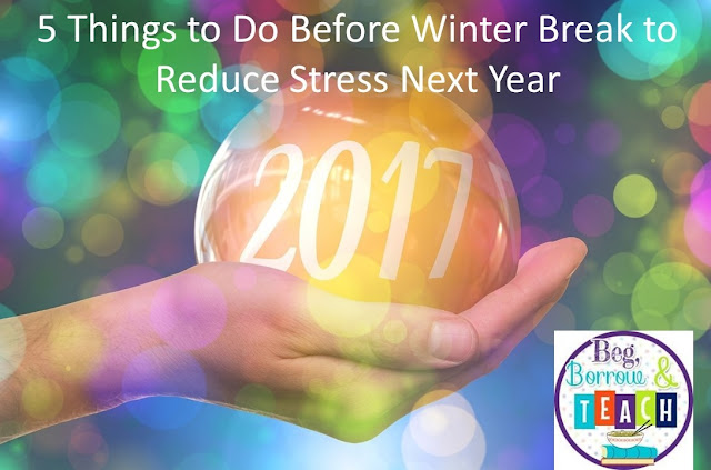 5 Things to Do Before Winter Break to Reduce Stress Next Year