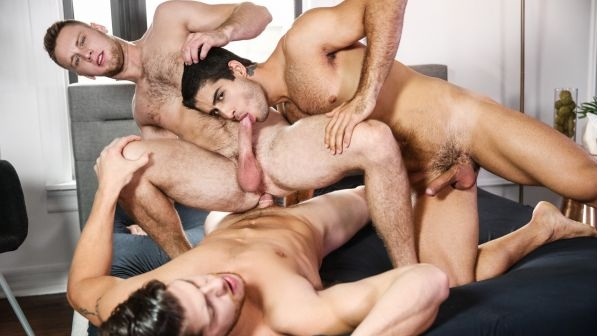 Speed Dating – Ashton McKay, Brandon Evans, Diego Sans