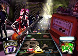 Guitar Hero True Metal Edition Version 2.0 (PS2)