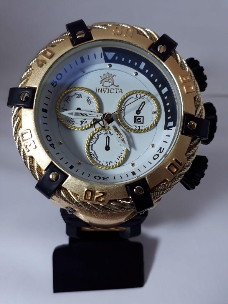 a917b655cd0 Kit c 02 - Relógio Invicta Zeus Bolts Importado 25 de Março Kit c 02 por  200