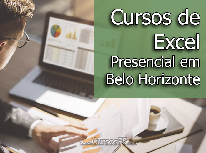 Cursos de Excel Presencial em Belo Horizonte