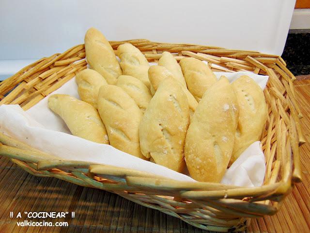 Pan para hacer montaditos