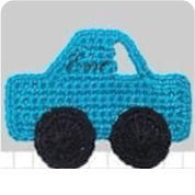 Carro a Crochet