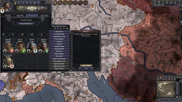 Crusader Kings II: Conclave Free Download PC