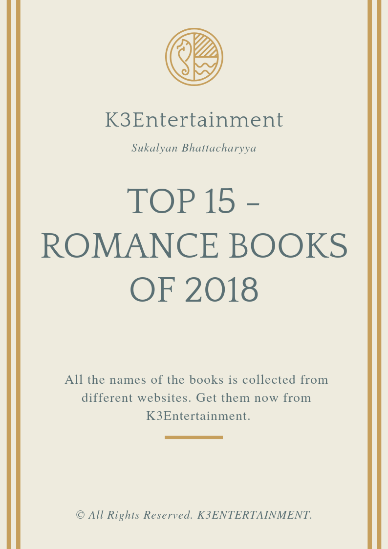 k3entertainment: Top 15 Romance Books of 2018 PDF Download