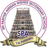 SRI PARIYUR AMMAN HIGHER SECONDARY SCHOOL  WANTED TEACHER FOR 2017 - 2018