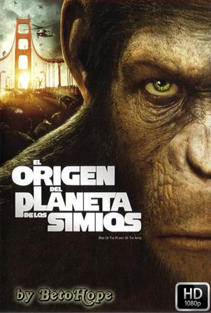El Origen Del Planeta De Los Simios [2011] [Latino-Ingles] HD 1080P  [Google Drive] GloboTV