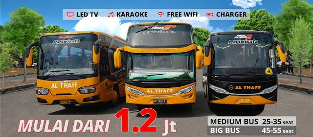 Gambar bus wisata, sumber Al Thaff