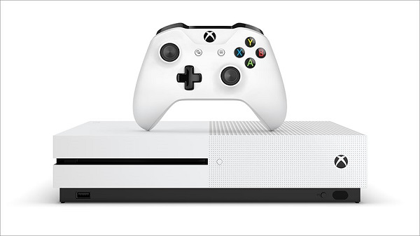 E3 2016: Microsoft announces Xbox One S with 4K video support and new Xbox Wireless Controller