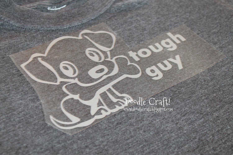 Doodlecraft custom heat transfer vinyl dollar store shirts for Customized heat transfers for t shirts