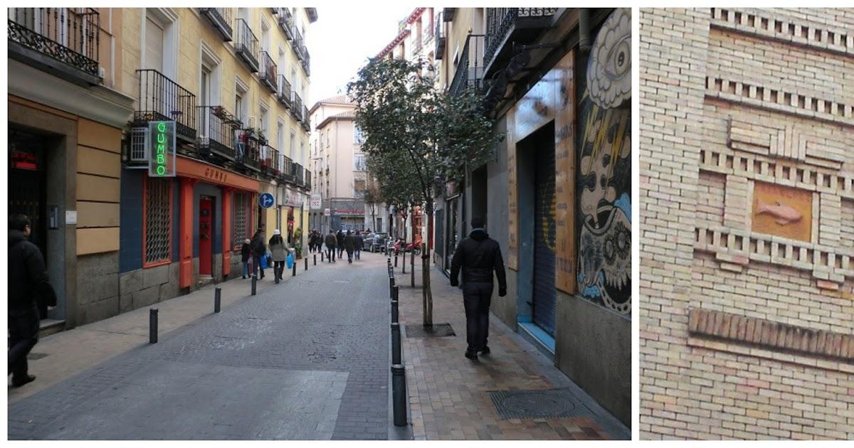 Caminando por madrid visita secretos de la calle del pez - H m calle orense madrid ...