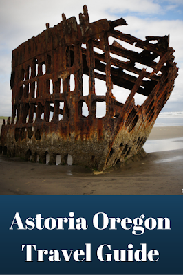 Travel the World: Things to do in Astoria Oregon before heading down the Oregon coast.