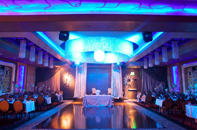 Lighting A Reception Hall In Houston Tx