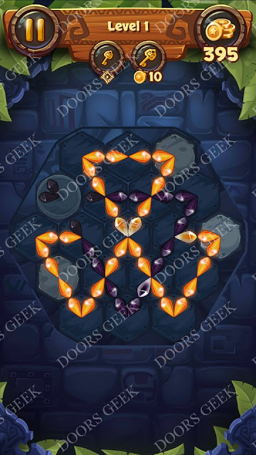 Gems & Magic [Pearl] Level 1 Solution, Walkthrough, Cheats