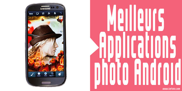 application photo android
