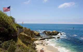 Laguna Beach Luxury Beach Homes For Sale, California Real Estate