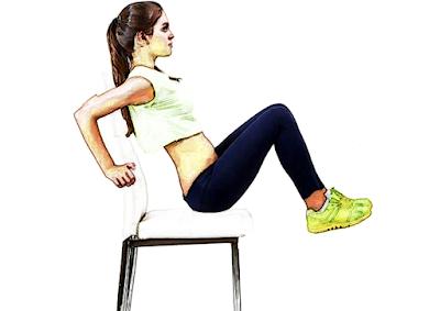 Yoga en una Silla