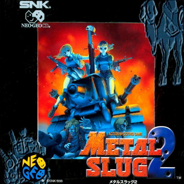 Metal Slug 2 já está disponível para iOS e Android