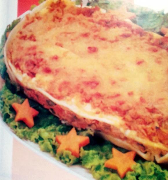 Lasagna Submarina